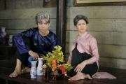 Tim - Trương Quỳnh Anh vào vai người già chờ con dịp Tết