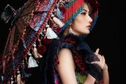 Trang phục dân tộc nặng 30kg của Diệu Linh tại Miss Tourism Queen International