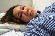 Sự thật vụ thiếu úy công an đánh bạn gái nhập viện