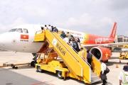 Vietjet tăng tải phục vụ khách bị hoãn, huỷ chuyến vì bão số 10
