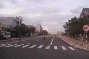 Hoàn thành trải thảm nhựa đường Điện Biên Phủ