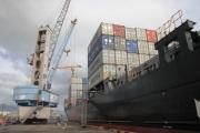 Cảng Quy Nhơn cán mốc tấn hàng thứ 7 triệu