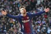 """Chuyển nhượng sáng 13/3: PSG khiến MU lo sốt vó; Messi """"bảo kê"""" Rakitic"""