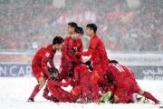 Tiền thưởng cho U23 Việt Nam cán mốc cực khủng