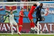 Kết quả trận Pháp vs Bỉ (1-0): Nhát kiếm định đoạt