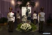 Chủ tịch Quốc hội Việt Nam viếng lãnh tụ Fidel Castro tại La Habana