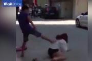 Video: Đánh đập bạn gái dã man đòi tình phí khi chia tay