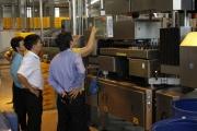 Nhà máy Bia Sài Gòn - Đồng Tháp chiết mẻ bia đầu tiên