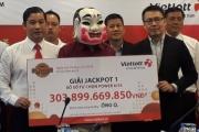 Người trúng Vietlott hơn 300 tỷ trích ngay 3 tỷ làm từ thiện
