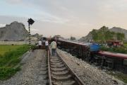 Nhiều lãnh đạo đường sắt bị xử lý trách nhiệm sau tai nạn