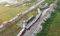 Toàn cảnh vụ lật tàu hỏa ở Thanh Hoá, 2 lái tàu tử vong
