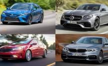 Những mẫu xe đời 2018 được đánh giá an toàn nhất thế giới