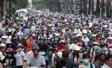 Nhiều giải pháp chống ùn tắc giao thông ở TP.HCM