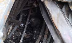 Hai người chết cháy: Chập điện, cháy từ khu nhà trọ của ông Hiệp
