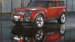 Huyền thoại Land Rover Defender lột xác với ngoại hình mới