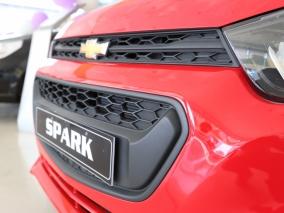 Những hình ảnh đầu tiên của Chevrolet Spark Duo 2018 tại đại lý
