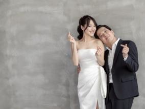 Ngắm trọn bộ ảnh cưới phong cách Hàn Quốc của Nhã Phương, Trường Giang