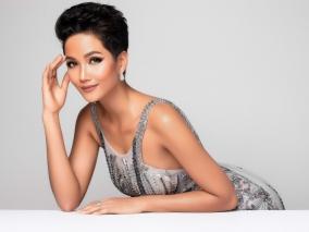 Hoa hậu H'Hen Niê khoe hình thể nóng bỏng trước thềm Miss Universe