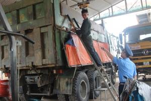 Nghệ An: Doanh nghiệp cắt cơi nới thành thùng sau khi bị phạt nặng