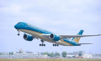 Vietnam Airlines tăng chuyến sang Trung Quốc cổ vũ đội U23 Việt Nam