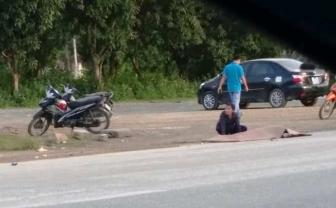 Va chạm với xe tải, người phụ nữ tử vong tại chỗ