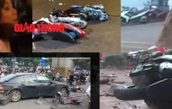 Video: Điểm mặt những nữ tài xế ô tô gây tai nạn chết người
