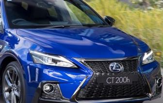 Lexus giới thiệu mẫu hatchback hoàn toàn mới CT200h