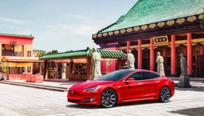 Tesla phải cạnh tranh khốc liệt với các 'đại gia' ô tô Trung Quốc