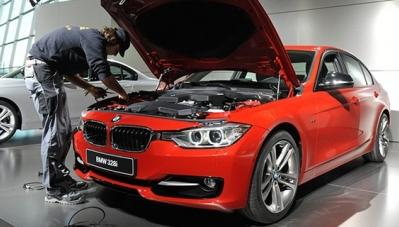 BMW triệu hồi gần 1 triệu xe