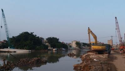Hải Phòng: Lùm xùm quanh gói thầu nạo vét lòng sông Tam Bạc
