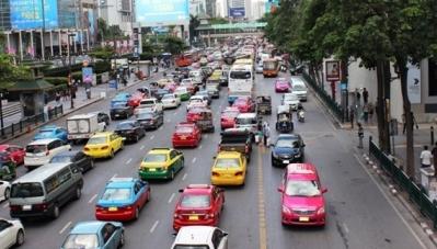 Thái Lan lên kế hoạch hạn chế xe cá nhân ở nội đô Bangkok