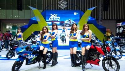 Suzuki chốt giá 75 triệu cho GSX-R150 tại Việt Nam