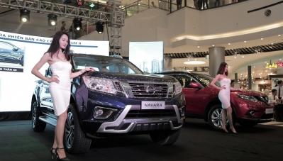 Nissan Việt Nam tăng giá mẫu bán tải Navara