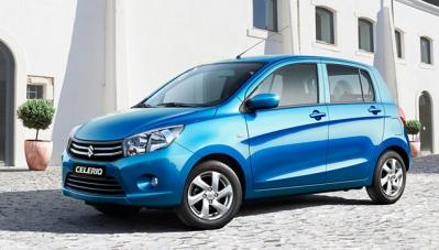 Suzuki Việt Nam mang Cerelio cạnh tranh với Morning và Grand i10