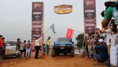 Khởi tranh giải đua ô tô địa hình hấp dẫn nhất Việt Nam