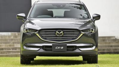 Mazda chính thức ra mắt CX-8, giá tương đương 620 triệu đồng