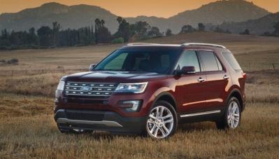 Triệu hồi hơn 200 nghìn xe Ford tại Mỹ do lỗi ghế trước
