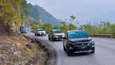 SUV tiếp tục là phân khúc sôi động nhất thị trường ô tô Việt