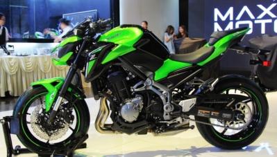 Triệu hồi hơn 200 chiếc mô tô Kawasaki tại Việt Nam