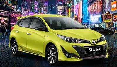Toyota giới thiệu Yaris 2018 dành cho thị trường Indonesia