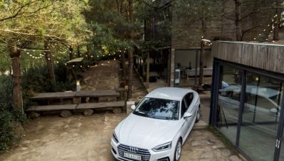 Chiêm ngưỡng A5 Sportback, mẫu xe đáng mua nhất của Audi