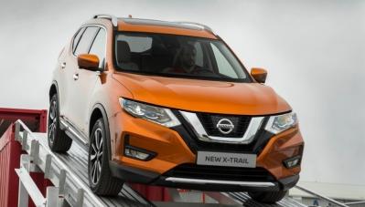 Nissan X-Trail là mẫu crossover bán chạy nhất thế giới trong năm 2017