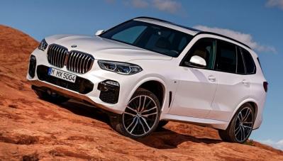 BMW X5 2019 lộ diện với nhiều nâng cấp đáng tiền