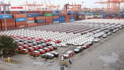 Xe từ Thái Lan quay trở lại áp đảo lượng xe nhập khẩu