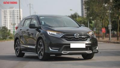 Bảng giá ô tô Honda tháng 7/2018: CR-V tăng giá 10 triệu đồng