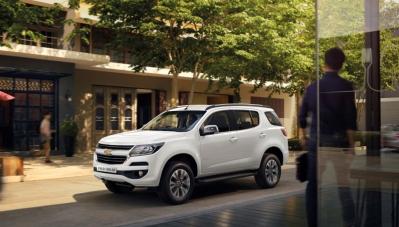 Bảng giá xe Chevrolet tháng 7/2018: Tiếp tục ưu đãi tới 60 triệu đồng