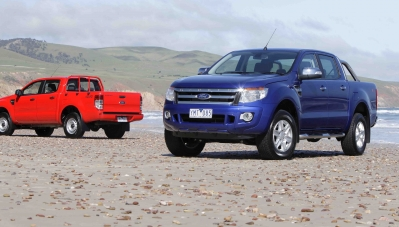 Ford Việt Nam doanh số bán hàng tăng 37% trong tháng 4