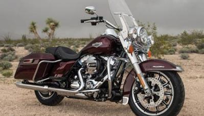 Lỗi phanh, Harley-Davidson triệu hồi hơn 66 nghìn môtô