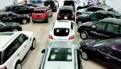Hơn 61 nghìn ô tô đã nhập khẩu về Việt Nam trong năm nay