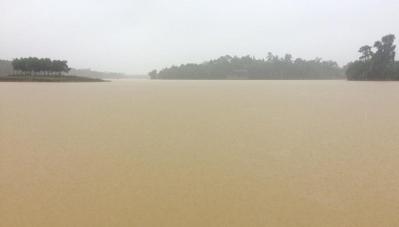 Hà Tĩnh: Thả lưới trong mưa lớn, người đàn ông tử vong